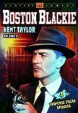 Boston Blackie - Volume 2: 4-Episode Collection