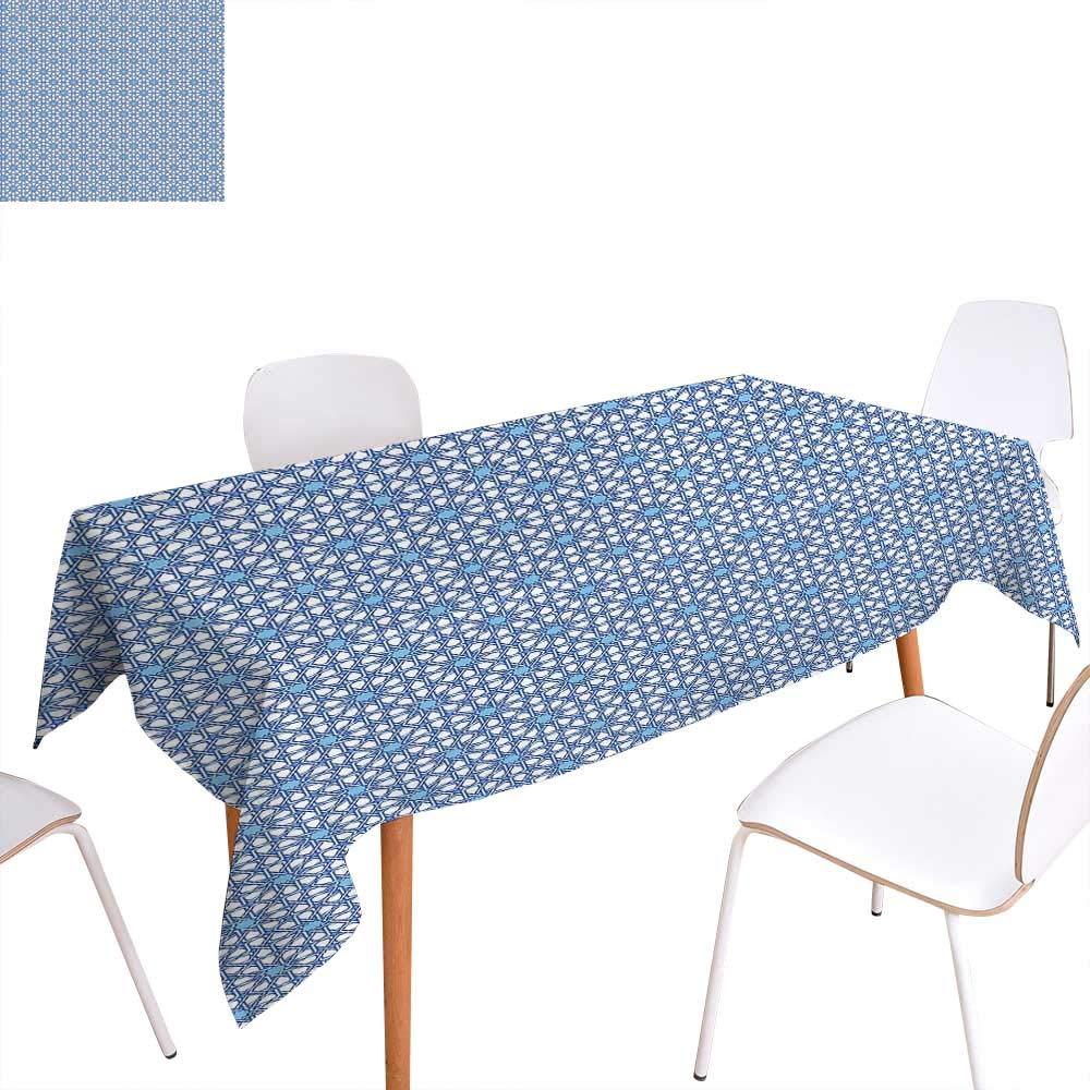 familytaste モロッコダイニング テーブルトップデコレーション 伝統的なモチーフ クラシックなエスニックアラビア効果 マラーケシュ デザイン プリント テーブルカバー キッチン マルチ W60