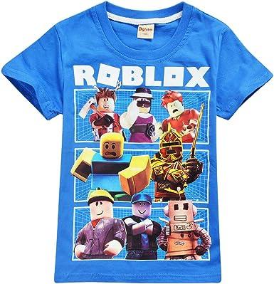 Camiseta Roblox de algodón transpirable para juegos en familia ...