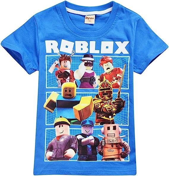 Roblox Maglietta per Ragazzi Gaming