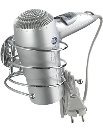 Föhnhalter Fönhalter Glätteisenhalter Hartrocknerhalter Halterung ohne bohren
