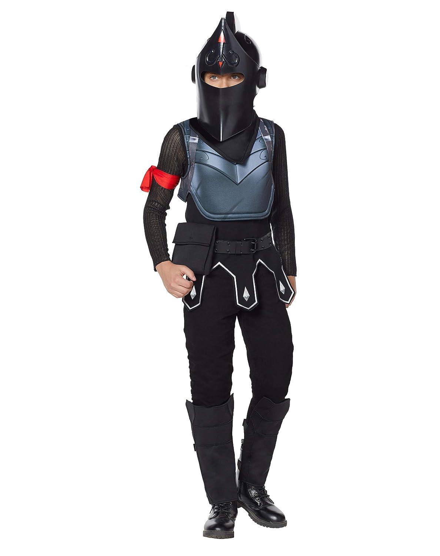 Spirit Halloween Fortnite Costumes.Spirit Halloween Boys Fortnite Black Knight Costume Officially Licensed