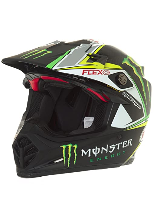 bd6d4b6b1b757 Bell Cascos MX 2017 Moto-9 Flex adultos casco