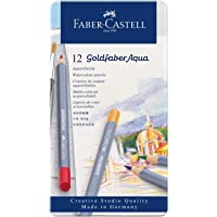Faber-Castell Goldfaber Aqua Boya Kalemi, 12 Renk