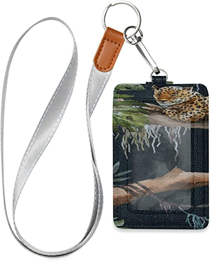 Soporte para tarjeta con clip Pared de escalada verde de hoja ...