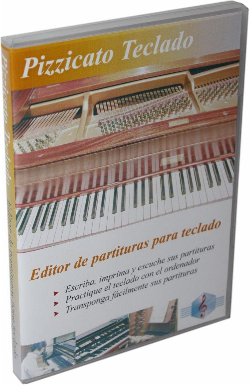 Pizzicato Teclado para Windows y Mac (versión en español): Amazon.es: Software