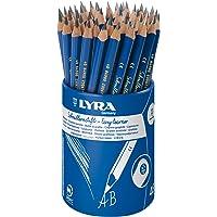 Lyra Easy Learner - Alıştırma Kalemi, 48'Li Pot, B Kurşun Kalem