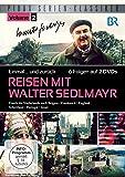 Reisen mit Walter Sedlmayr (Einmal … und zurück), Vol. 2 - Weitere sechs Folgen der beliebten Serie (Pidax Serien-Klassiker) [2 DVDs]