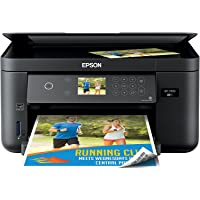 Epson Expression Home XP 5000 Series Small Wireless Color Inkjet All-in-One Printer - Print Copy Scan - Mobile Printing…
