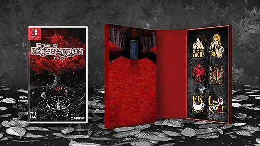 Deadly Premonitions Origins Collectors Edition for Nintendo ...