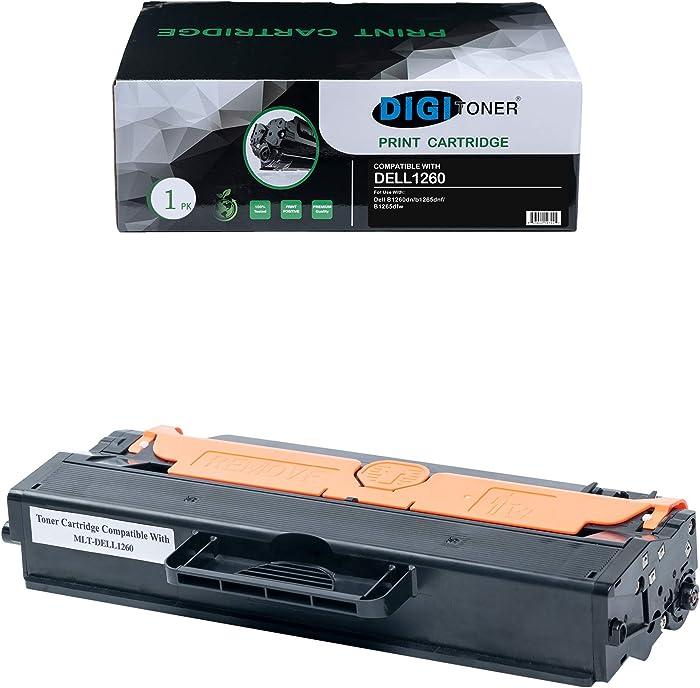 Top 10 Dell B1160 Mono Laser Printer Ink