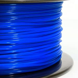 Gizmo Dorks 1.75mm PC Polycarbonate Filament 1kg / 2.2lbs for 3D Printers, Blue