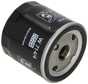 Mann Filter W 714/4 Filtro de Aceite