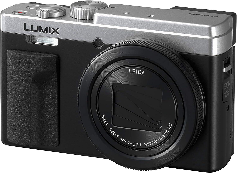 Panasonic Lumix TZ95 - Cámara Compacta Superzoom (21.1 mp, 10 fps ...