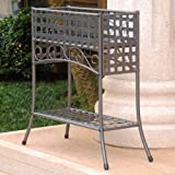 International Caravan Galleria Outdoor Plant Stand