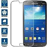 Beiuns Film Protection d'écran en verre trempé ultra dur protecteur d'écran pour Samsung Galaxy Grand 2