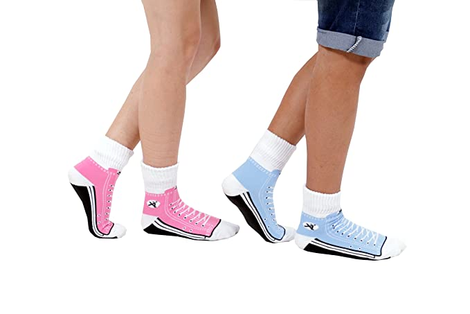 71fc8TQiPQL. UX679  - 4 Confusing Socks That Look Like Shoes