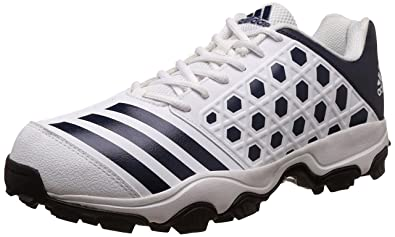 huge selection of 8b1f9 047ae Adidas SL 22 Trainer 16 Cricket Sports Shoes for Men-Uk-11  Buy Online at  Low Prices in India - Amazon.in