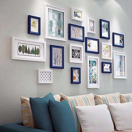 17 cornici per foto home composizione moderna foto parete ...