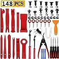 Manfiter Kit de ferramentas de remoção de radiofrequência de 38 peças, kit de ferramentas de remoção de rádio, alicates de cl