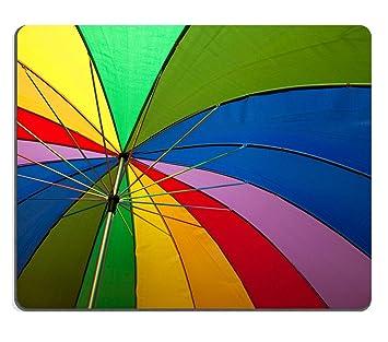 Jun XT alfombrilla para ratón imagen ID: 33728723 paraguas colores brillantes
