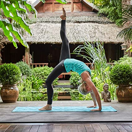 Amazon.com: jkkl India Estera De Yoga Slip Brand Design ...