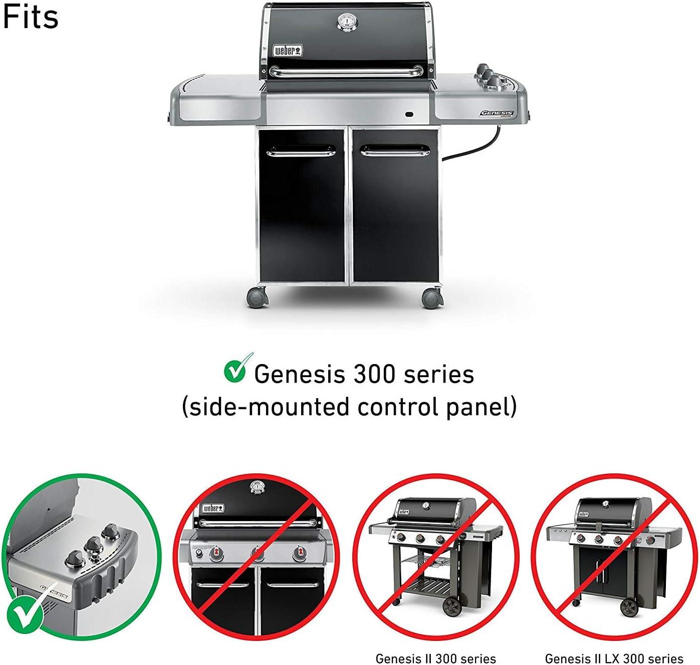 Grill Flavorizer Bars 5pc for Weber Genesis 300 Series E310 E320 ESP-310 ESP-320