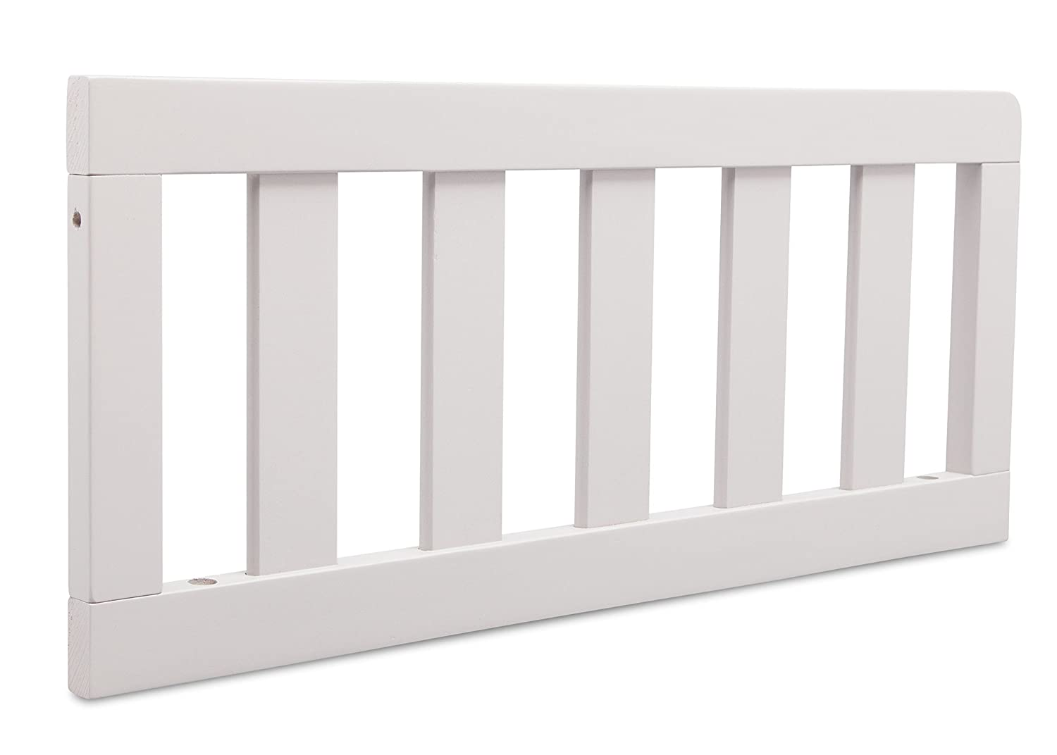 Delta Children Toddler Guardrail, Bianca White 0094-130