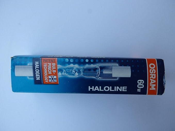 Osram Halogenstab Haloline 64684 48W 230V R7S früher 60W 64688