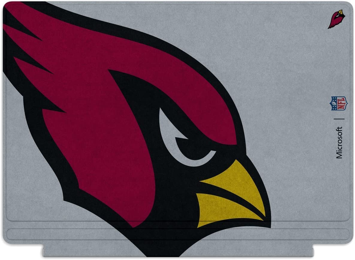Microsoft Surface Pro 4 Special Edition NFL Type Cover (Arizona Cardinals)
