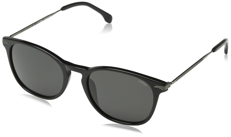 Lozza Hombre BARI 4 Gafas de sol, Negro (Black): Amazon.es ...
