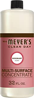 product image for Mrs. Meyer's Clean Day Multi-Surface Cleaner Concentrate, Use to Clean Floors, Tile, Counters,Rosemary Scent, 32 oz