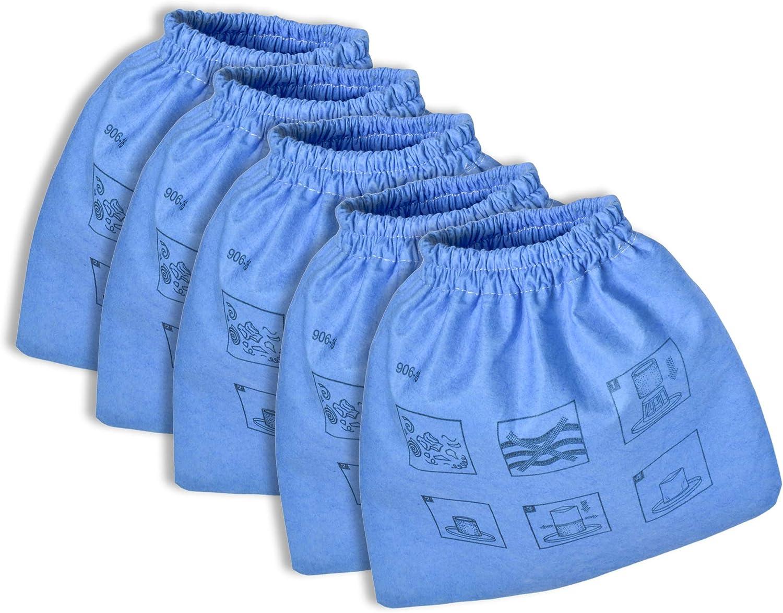 INVEST Parkside PNTS 1300 C3 A1 B2 1250/9 1250 bolsas de tela azul Parkside PNTS filtro de motor húmedo seco aspirador aspirador de caldera aspirador filtro de tela lavable