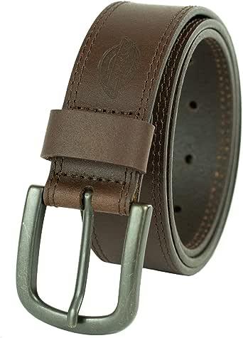 Dickies Men's Two Row Stitch Belt
