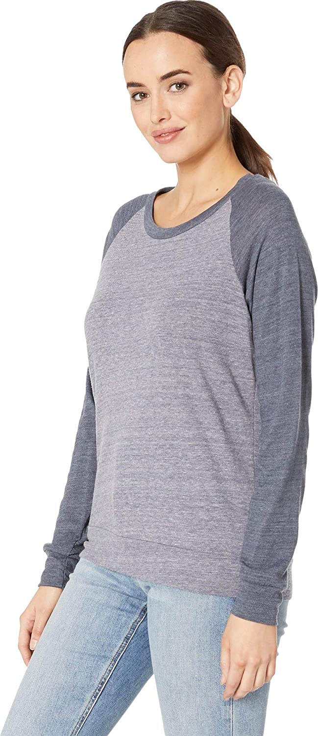 291fc505bf5 Alternative Women s Slouchy Pullover Sweatshirt at Amazon Women s Clothing  store