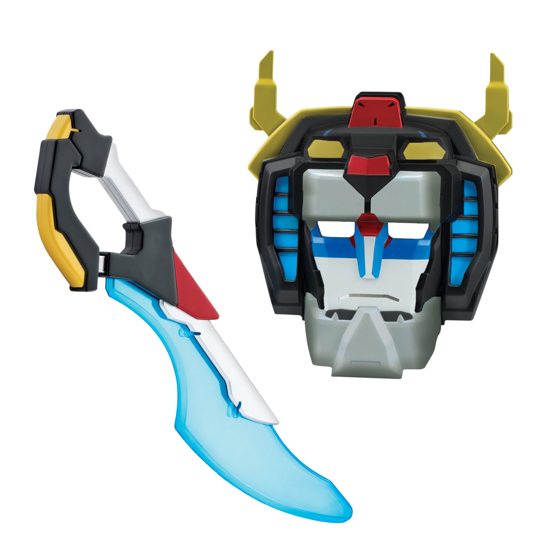 Voltron Black Legendary Defender Gear Roleplay Halloween Cos Play Playmates