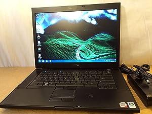 Dell Latitude E6500 Core 2 Duo 160GB Notebook