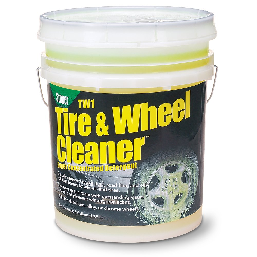 Stoner Car Care Pro 91207 Tire and Wheel Cleaner Super Concentrated Detergent 640. Fluid_Ounces