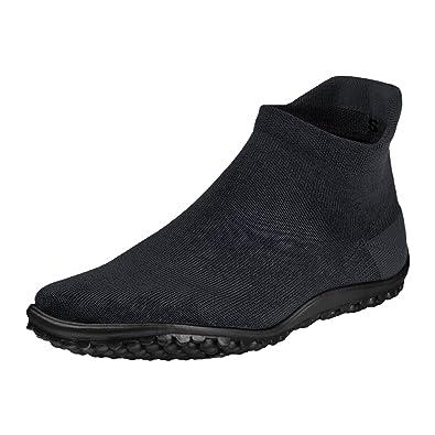 separation shoes 805a3 fe9d7 leguano Sneaker Schwarz – Extrem Leichter Barfußschuh