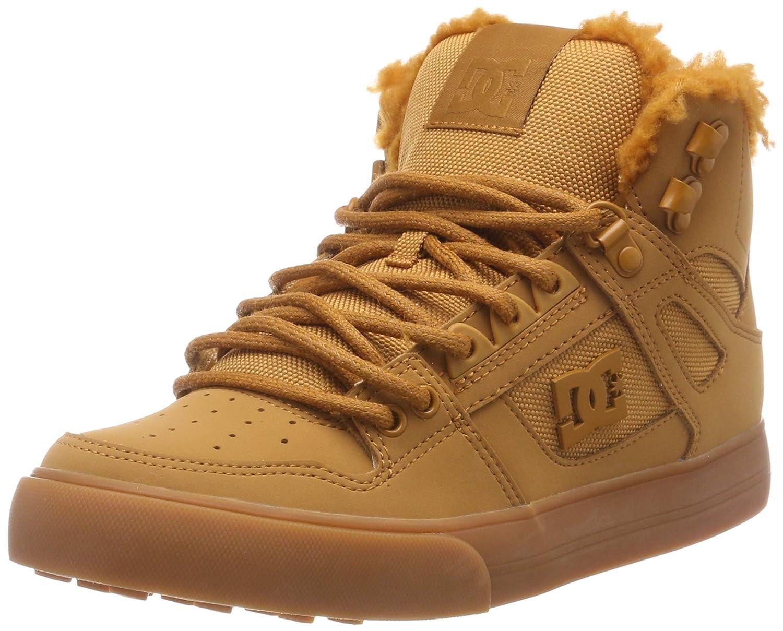 DC Shoes Pure High Top WC Winter Scarpe da Skateboard Uomo ADYS400047