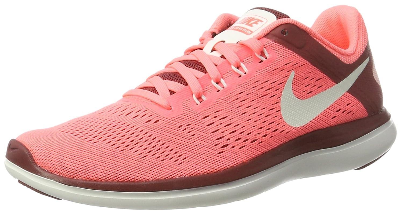 NIKE Women's Flex 2016 Rn Running Shoes B01MY2RZE1 8 B(M) US|Lava Glow/Sail/Cedar/Summit White