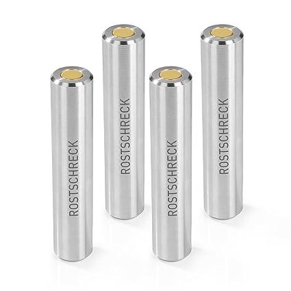 rokitta s óxido fogueo Aluminio 4 Unidades contra Vuelo ...