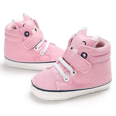 Amazon.com: Zapatillas de invierno para bebé, calientes ...