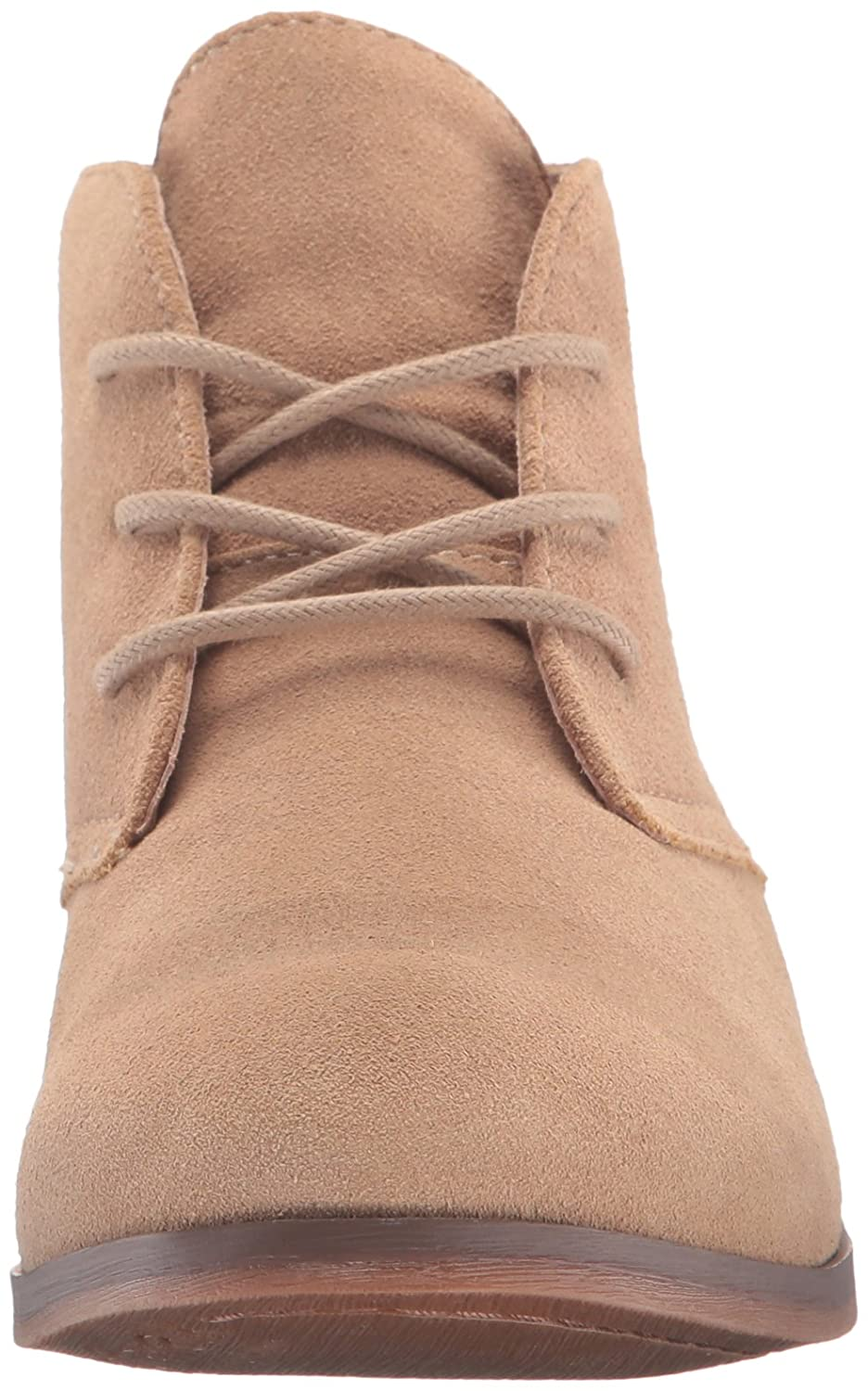 SoftWalk Women's Ramsey Boot B019QMJ8LE 6 W US|Sand Suede