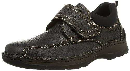 Rieker05351-01 - Zapatos de Cordones Hombre: Amazon.es: Zapatos y complementos