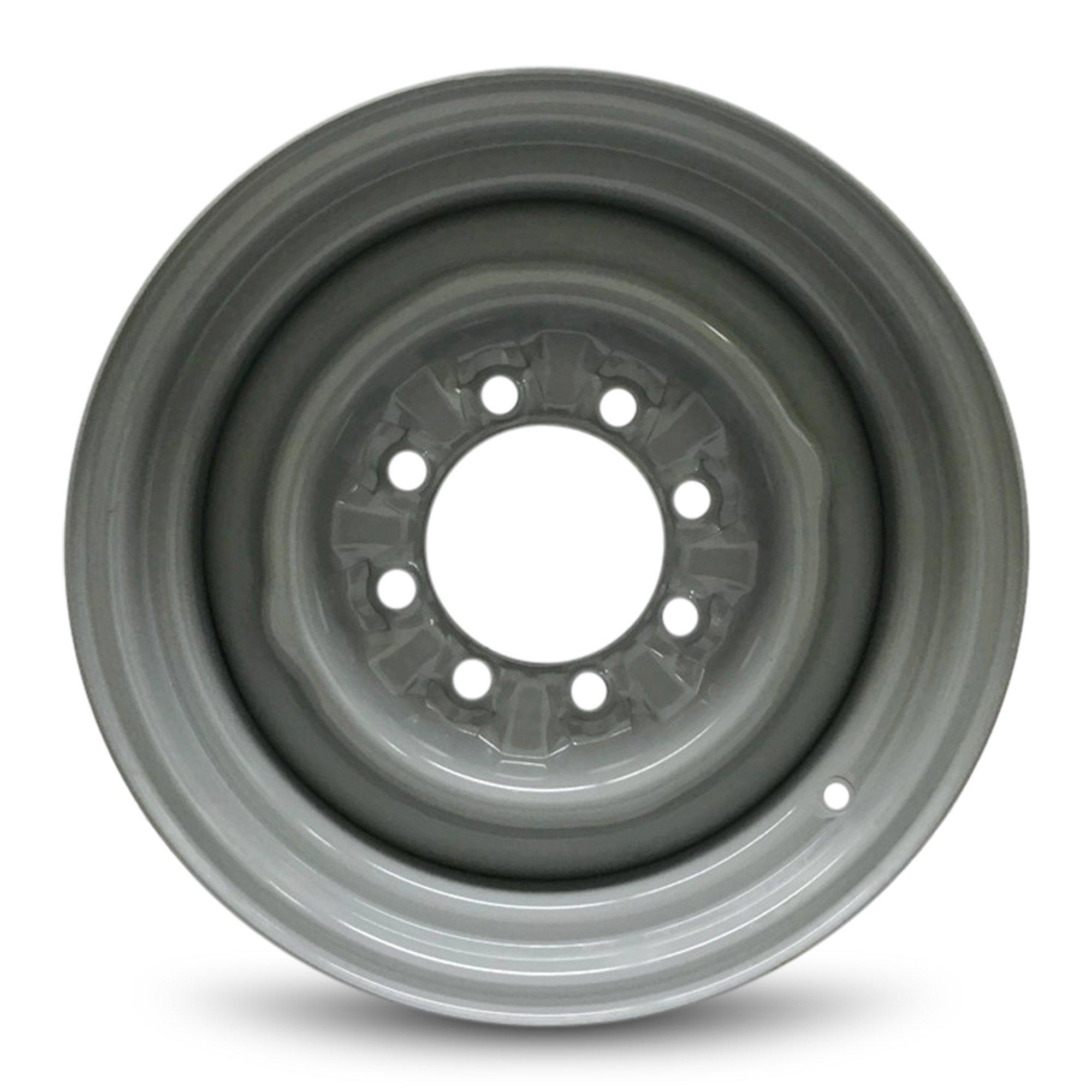 Ford E150 F150 E250 F250 E350 F350 16'' 8 Lug Steel Wheel/16x7 Inch Steel Rim SRW