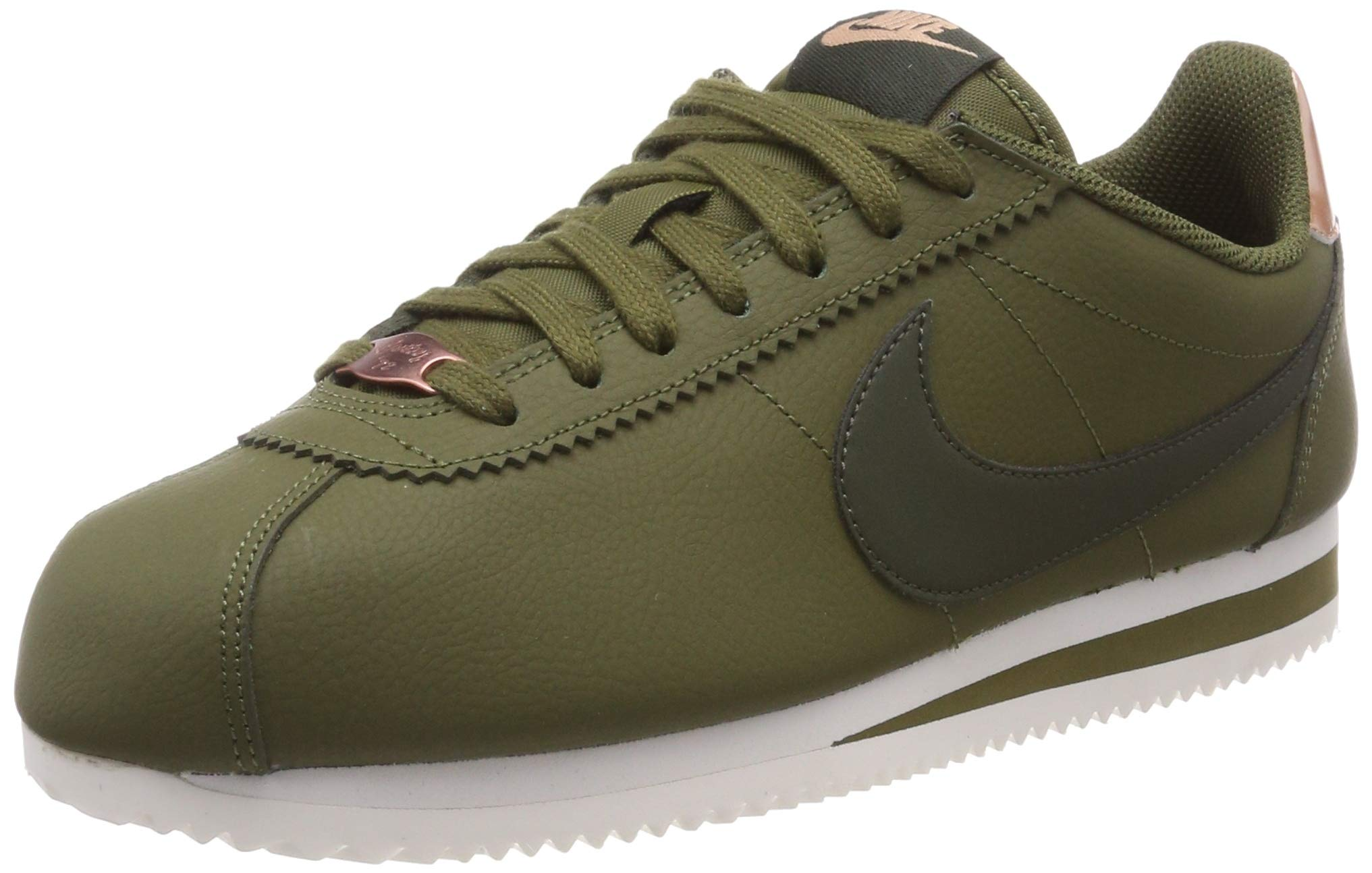 online store 3a3b2 d6968 Galleon - Nike Women s Classic Cortez Leather