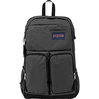 Amazon.com: Jansport Splice Backpack, Forge Grey: Shoes