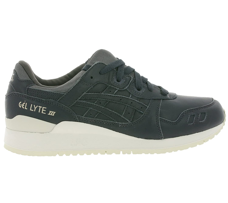 b5935b618ff67 Asics Gel-Lyte III Hommes Sneaker en Cuir véritable Gris H7M4L 9595   Amazon.fr  Chaussures et Sacs