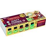 Unbekannt Hobby Line 75301 - Acryl - Mattfarbe Power Pack Limited Edition Set Indian Summer, 5 x 60 ml